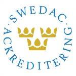Tryggt smyckesföretag, Ackrediterat av Swedac
